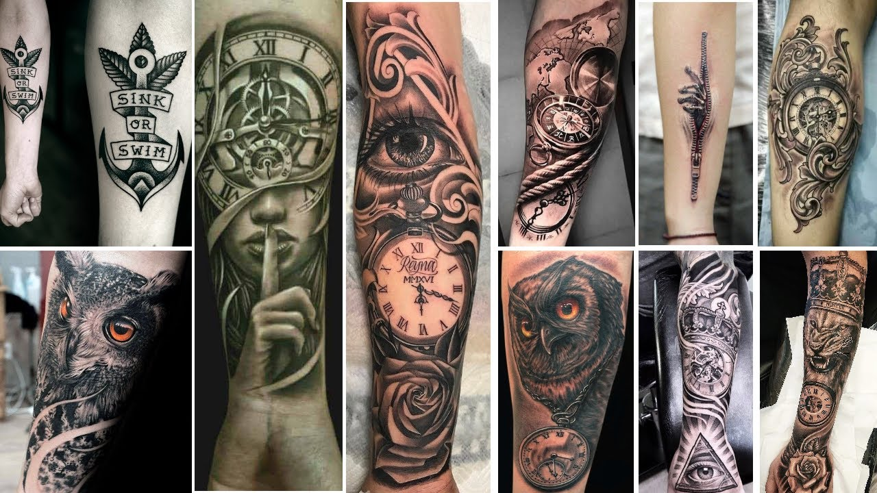 Stylish Arm Tattoos For Men 20   Arm Tattoos For Men 20   Tattoo  Designs For Men 20
