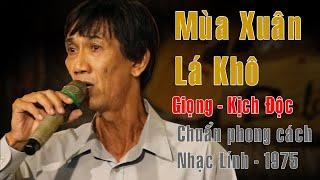Mùa Xuân Lá Khô - U60 và Guitar Bolero Mái Lá / tg Trần Thiện Thanh