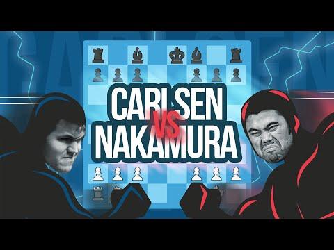 Carlsen, Nakamura Clash In Epic Speed Chess Championship Finals 2017!