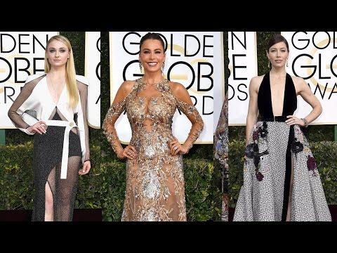 10 Worst Dressed Celebrities Golden Globe Awards 2017 || Pastimers
