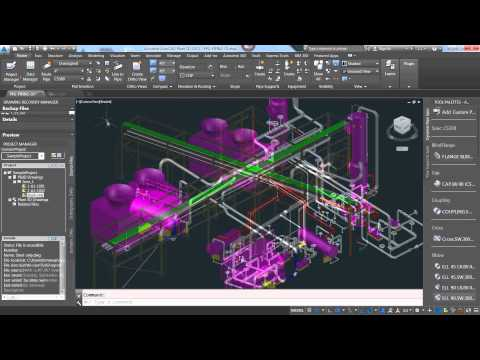Full download autodesk advance steel in 3 minutes for Plante 3d dwg