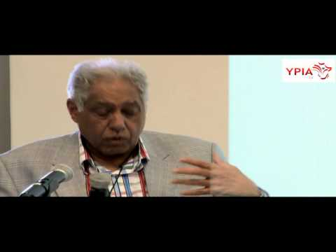 Dr Essop Pahad, YPIA South Africa Foreign Policy Symposium, May 18, 2012
