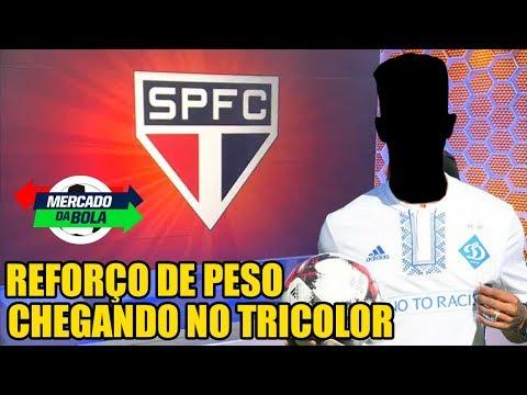 SÃO PAULO VAI ANUNCIAR MEIA DA UCRÂNIA COMO REFORÇO! - GAVETA NEWS