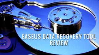 Recover Deleted Data, Formatted Data and Lost Partitions in Windows - EaseUS Data Recovery Review