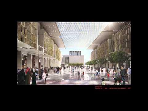 Michel Mossessian V&A Talk (Part 6) - Downtown Doha & Urban Room
