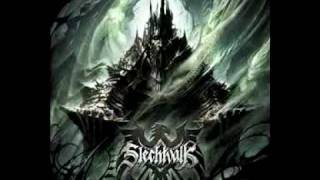 """Slechtvalk - Enthroned from """"A Forlorn Throne"""""""