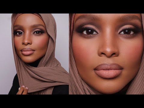 Neutral Toned 90s SuperModel Makeup | Hung Vanngo