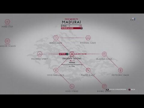 Warframe: Madurai Focus Tree for Eidolon Hunting + Eidolon Shards