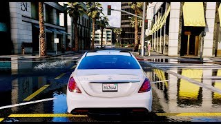 GTA 6 Photorealistic Graphics | Slow Driving Around The City | PC 2018 GAMEPLAY 60 FPS GTA V MOD