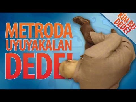 Metroda Uyuyakalan Dede! - Hayrettin