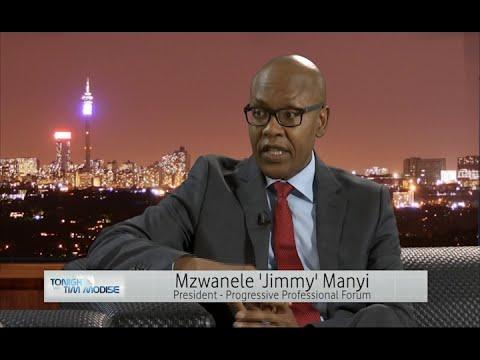 "Mzwanele ""Jimmy"" Manyi questions Maria Ramos & Trevor Manuel"