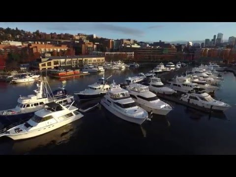 Yacht Brokerage Sales Dock Seattle Over $23,000,000 in inventory