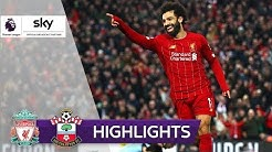 4:0! Liverpool unaufhaltsam | FC Liverpool - FC Southampton 4:0 | Highlights - Premier League