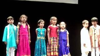 Oli Padaitha Kanninai Bharathiar Song