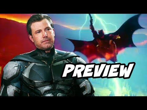 Justice League Batman Prequel Movie Preview Explained by Matt Reeves