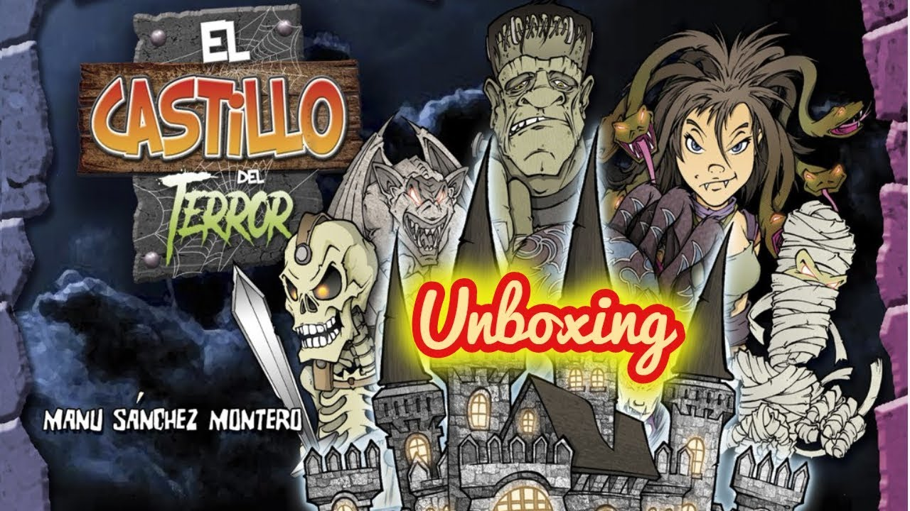 El Castillo Del Terror Youtube