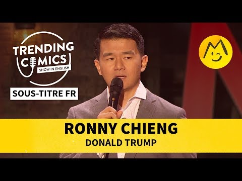 Ronny Chieng - Donald Trump