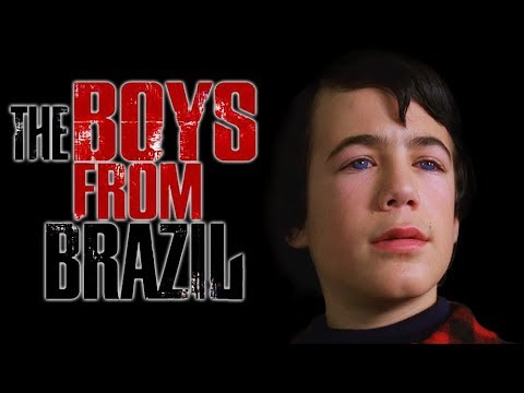 The Boys From Brazil 1978 Laurence Olivier  Gregory Peck