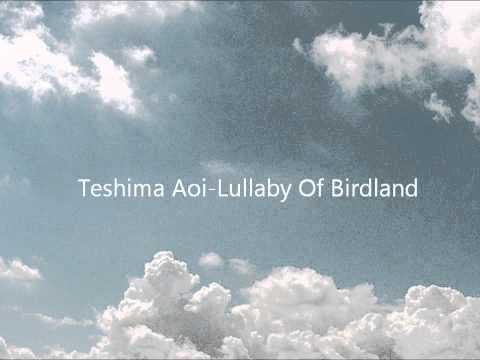 Aoi Teshima- Lullaby Of Birdland