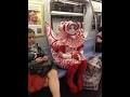 20 WEIRD THINGS seen in public transport