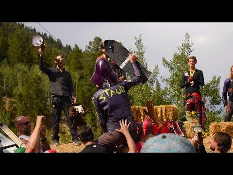 [MOLuv Skate]- Devil's Peak Downhill 2017