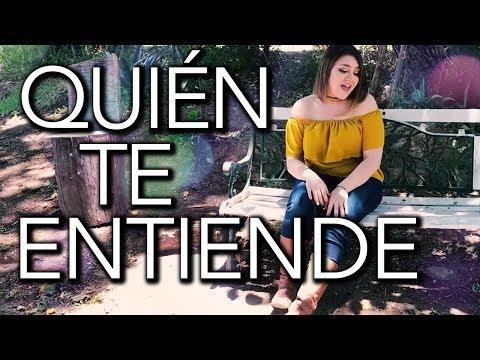 Quién te entiende / Crecer Germán / Marián Oviedo (cover)