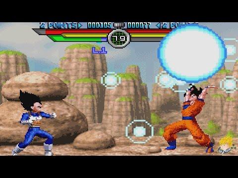 Dragon Ball Z: Taiketsu - Goku Gameplay | WORST DBZ GAME EVER!?【FULL HD】