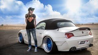 Bagged BMW Z4 3.0 | Laura | PetrolHead.ME