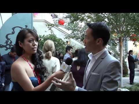 Richard Lui - V3con 2013 Awards Reception