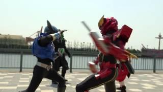 沖縄から北海道まで全国のローカルヒーローが大集結し、ヒーロー達が仲...