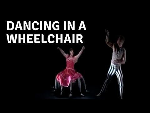 Wheelchair Dancing with Suzanne Cowan