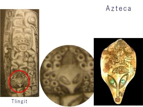1628 Mystery of the Tlingit and its strange connect with Ainu謎のトリンギット族とアイヌの不思議な関係byはやし浩司Hiroshi Haya