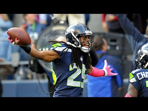 Seattle Times Reporter Bob Condotta on Possibility of Seahawks Trading Richard Sherman