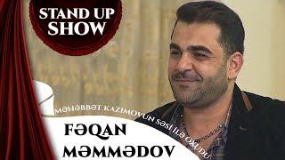 Fəqan Məmmədov - Məhəbbət Kazımovun Səsi İlə Oxudu (Qonağım Ol - 21.11.2017)