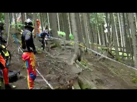 extreme downhill ixs european cup Schladming 2015