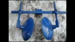 Фото обзор создание дискового окучника для мотоблока