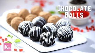Rum Balls, 2 Ways   Kunal Kapur Recipes   Christmas Recipes