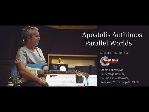 Apostolis Anthimos – RADIOSESJA  Radio Katowice LIVE  14.03.18
