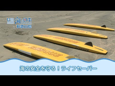 海の安全を守る!ライフセーバー ベーシック講習会 日本財団 海と日本PROJECT in 和歌山県 2018 #06