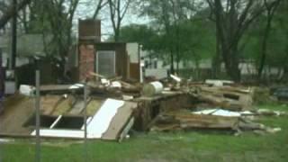 fitzgerald ga tornado wind damage 2009