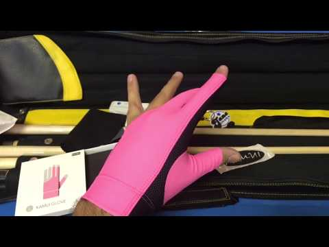 Kamui Glove (Think Pink) review