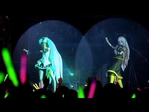 Hatsune Miku & Megurine Luka - Magnet [Live][Mirror]