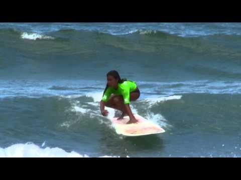 Scenes from the 2015 Pinetrees Longboard Surf Classic Hanalei Bay Kauai