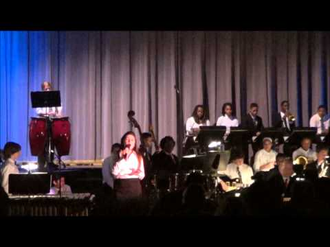 "Chrissy and Sudbrook Jazz Band ""Don't Know Why"" by Norah Jones"