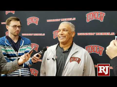 Marvin Menzies on where UNLV stands at this point