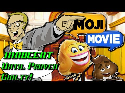 The Emoji Movie (Worst Movie Ever Made?) - INNOCENT Until Proven Guilty!