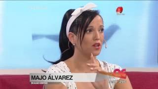Algo Contigo - Majo Álvarez 17 de Enero de 2017
