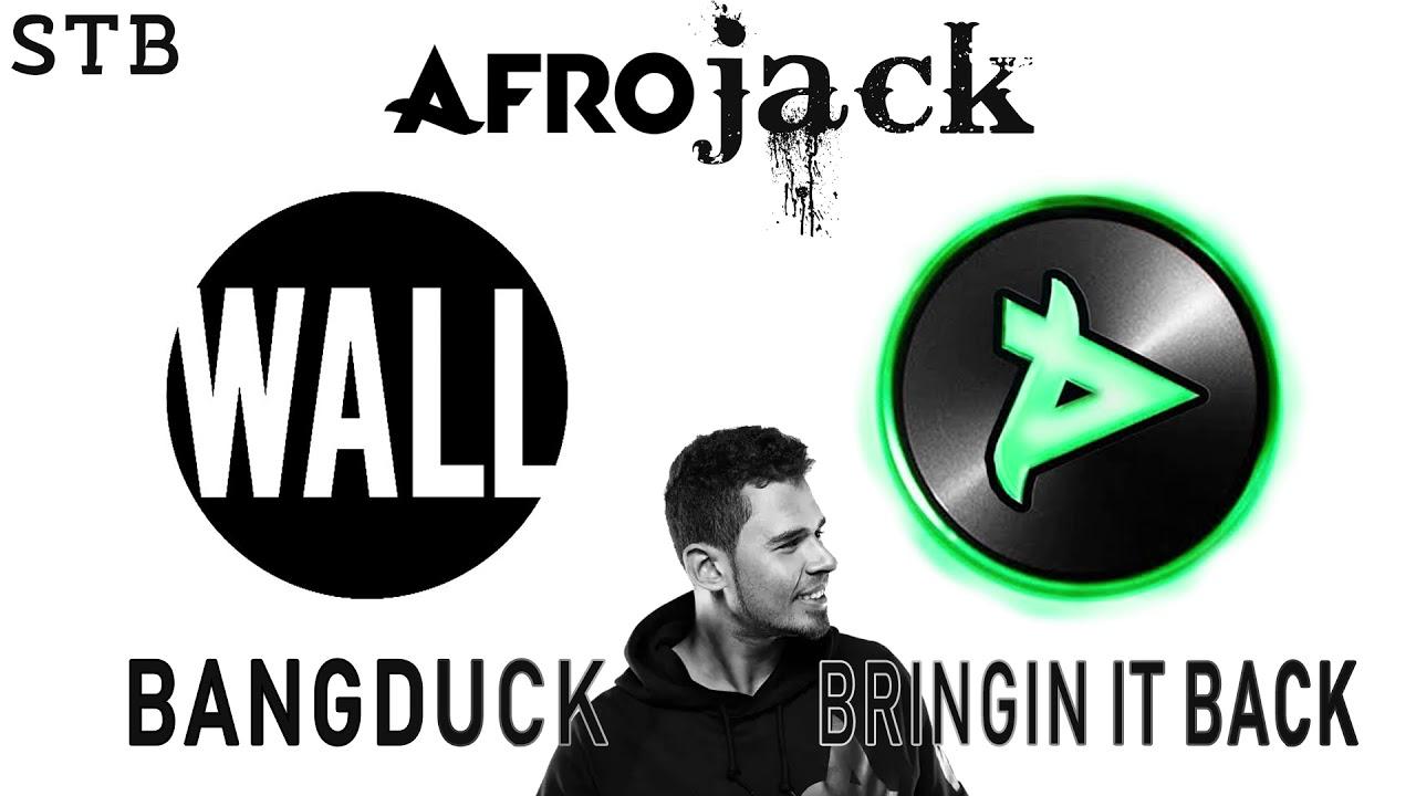 Afrojack - Bringin' It Back x Bangduck (STB Radio Mashup)