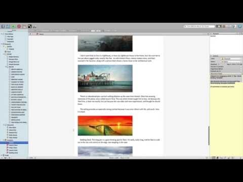 """Intro to """"How We Use Scrivener to Plan Books (and Story Beats)"""" video series"""