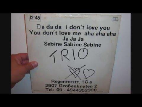 Trio - Ja Ja Ja (1982)